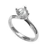Fehérarany-Gyémánt gyűrű16