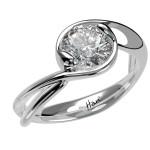 Fehérarany Gyémánt Gyűrű21