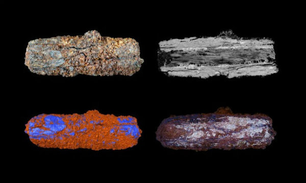 Meteoritból készült az ókori egyiptomi ékszer