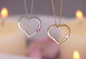 valentine's day necklace (5)