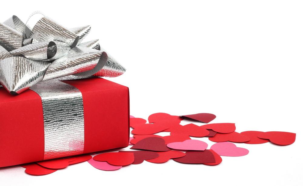 Valentin-napi ajándék
